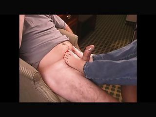 Simply Outstanding Footjob