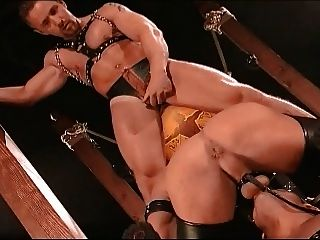 Mature Gays Fuck In The Dungeon