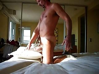 Bed Humping (fleshlight)