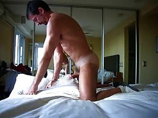 Bed Humping (fleshlight)