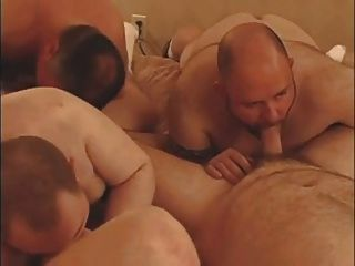 Chubby Gathering - Orgy