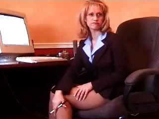 Sammi Slutty Secretary