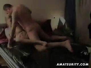 Mature Amateur Housewife Cumshot Compilation