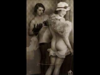 Erotic French Postcards C. 1900 - 1925