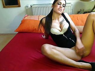German Latina Wants U To Make Jerk Off - Joi