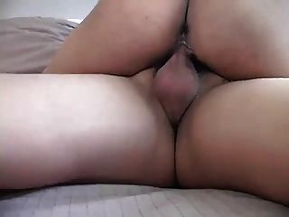 Indonesian Chick Gets Fucked In A Hotel Room