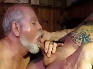 eating daddys cum