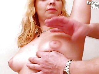 Blonde Leah Visiting Gyno Clinic To Have Pussy Speculum Exam
