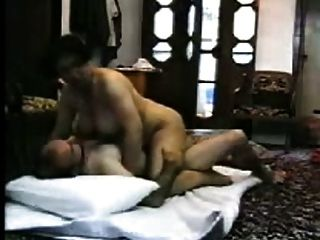 Arabian Busty Wife Get Hot Homemade Sex With Stranger
