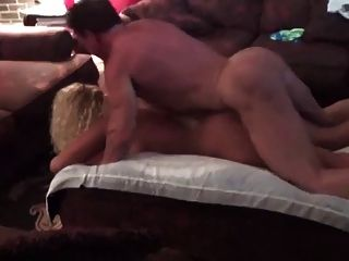 anal sex with beautiful european blonde milf