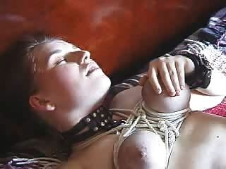 Breastbondage Masturbation