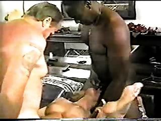 Black Lover, Hubby And Slut Wife.