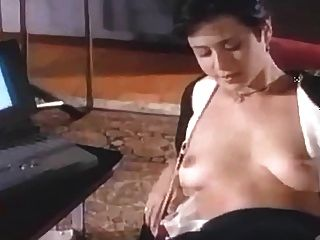 Catherine Bell Dream On (topless)