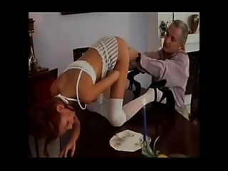 Redhead Fucked In Pantyhose - Lc06