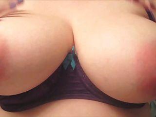 Well-slapped Nipples