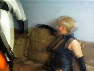 Buttplugged sub punished but loves it 4