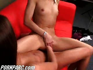 Two Hot Lesbians Sex With Toys 4