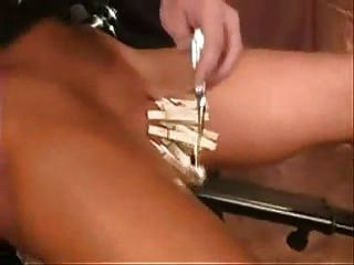 Titty Clamped
