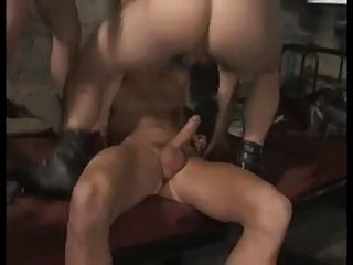 Amateur video military wife threesome