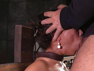 Bdsm Throat Fuck Deep Throat Music Video