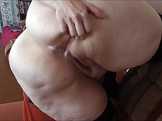 Bbw Show Cunt And Her Tiny Asshole