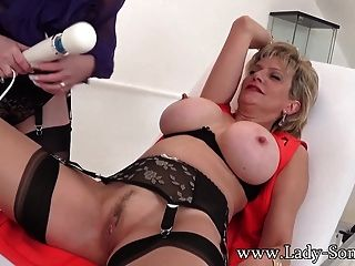 Milf Friend Red Xxx Plays With Bound Lady Sonia Pussy N Tits