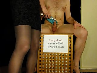 Femdom Issues Hilarious Hygiene Advice For Males In Chastity