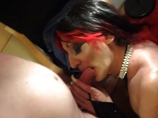 Mature Sissy Faggot Fuck And Facial