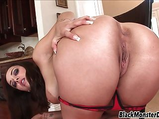 Liza Del Sierra Interracial Ass Fucked
