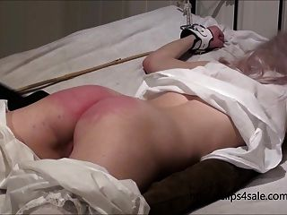 Petite Victorian Girl Getting A Hard Punishment