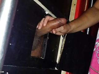 Super Quickie At The Glory Hole - Satislut