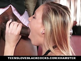 Tiny Teen Seduces Bbc Landlord For Rent