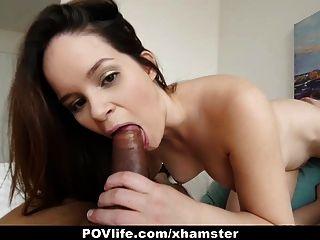 Povlife - Half Portuguese Slut Loves To Fuck