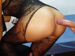 Just Gotta Have Cock In Her Ass!