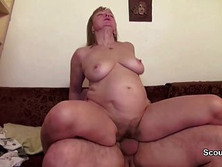 Mom And Dad In Real Porn Casting Because Need Money