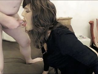Vicky Le Trans - Ass To Mouth Nr.1