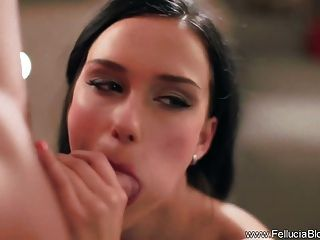 Beautiful Blowjob From True Hd Goddess