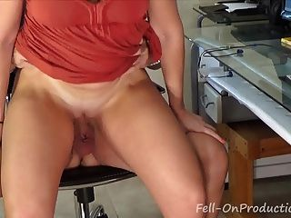 Stepmom Catches Not Son Masturbating In One Last Time