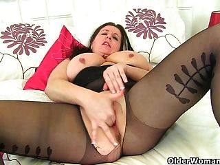 It Is Black Tights And No Knickers Day For Uk Mum Jessica
