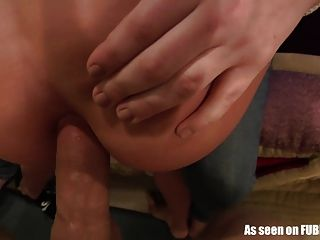 Amateur Couple Try Anal On Camera