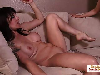 Mature Pussy Munchers Daisy And June Cum Hard