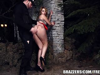 Brazzers - Hanna Montada Gets Fucked By A Cop