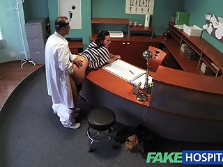 Fakehospital Doctor Empties His Sack To Ease Sexy Patient