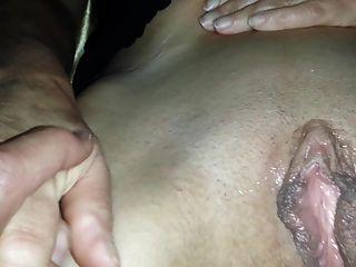 Mom daughter lesbian massage