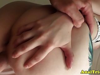 Barely Legal Anal With Bikini Teen Gf