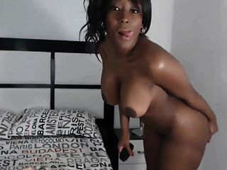 Web Cam Girl Bedroom Dance