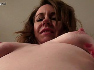 Sexy Wife And Mother Makes Home Video