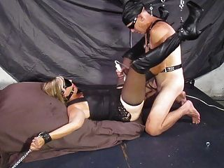 Sexy Wife Bound And Gagged