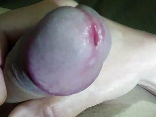 Closeup Of My Cock Cumming - Cumshot 12