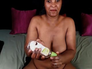 43 Year Old African Ebony Queen Milf Huge Tits